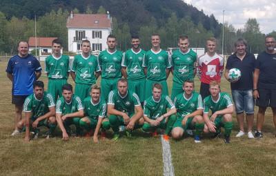 Le FC des Ballons tombeur du FC Eloyes.