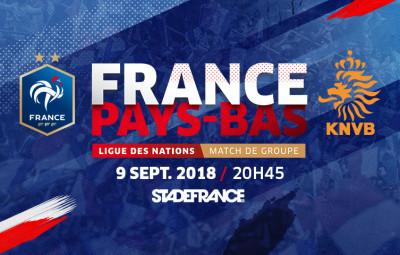 FRANCE-PAYS-BAS