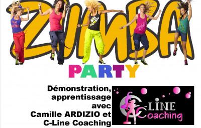 Vendredi 17-08 Zumba