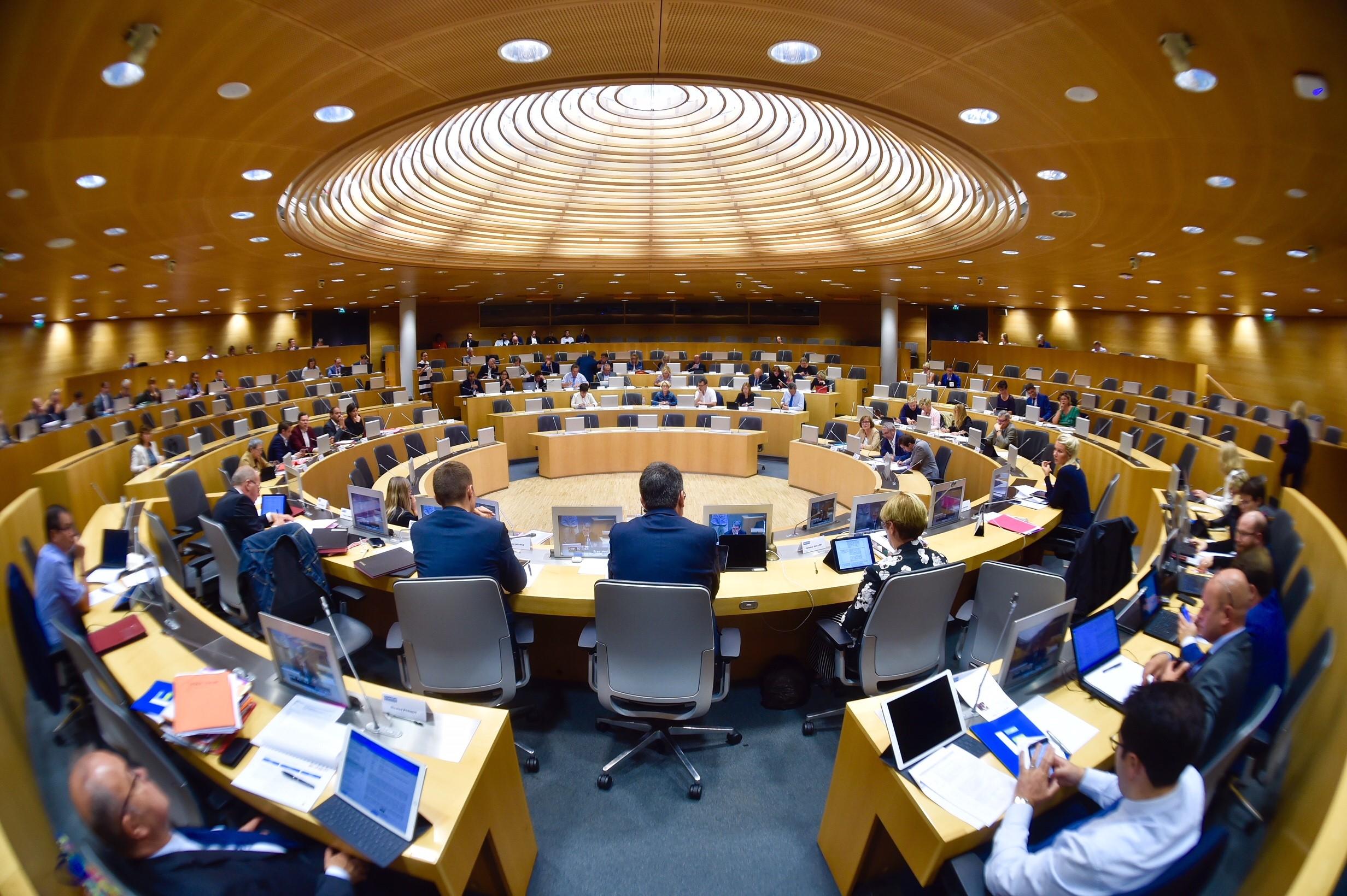 Commission permanente du 21 septembre 2018 (c) Jean-Luc Stadler, Région