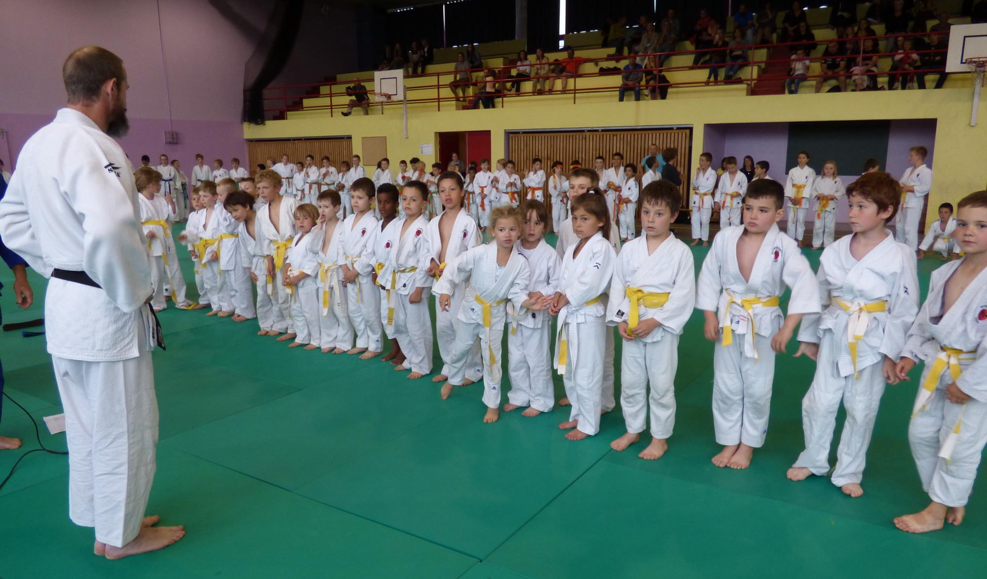 JCB N°359 Les jeunes judokas de Remiremont Judo