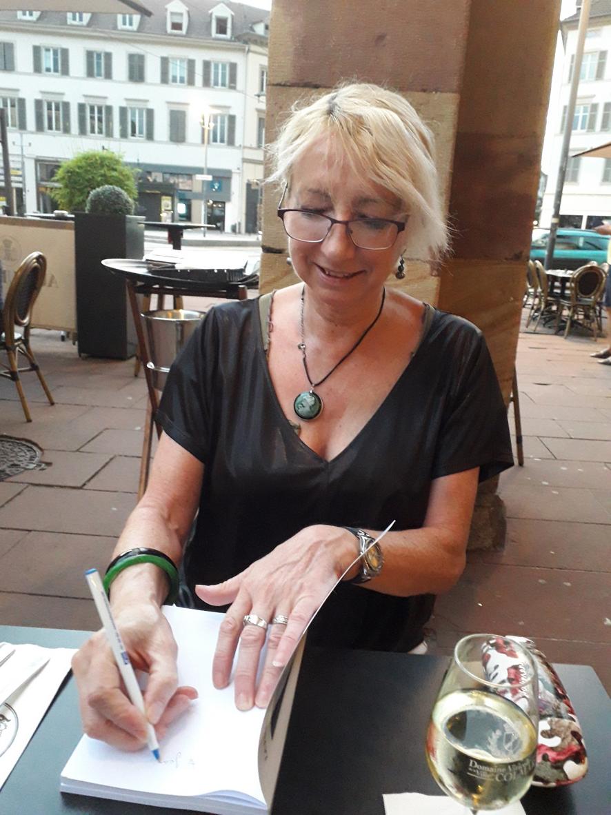 Pascale  Girot Romancière