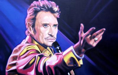 Portrait de Johnny