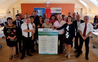 Signature Charte Be EST Entreprendre (c) Jean-Luc Stadler, Région Grand