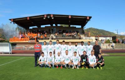 L'équipe voinraude victorieuse du 5ème tour.