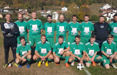 L'équipe 2 vainqueur du derby