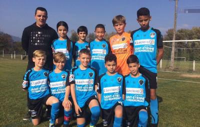Les protégés de Mathieu Febvay font un bon début de championnat avec 3 victoires à leur actif. Ce samedi ils sont allés gagner à Saulcy-sur-Meurthe 7 buts à 0.