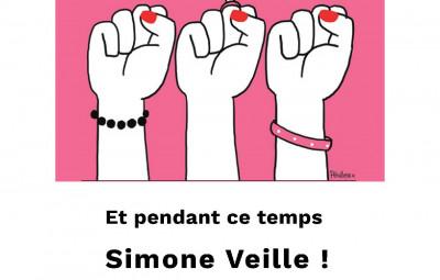 Affiche Cie Incognito pr Simone veille 10 11 18