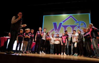 Les récompenses au sein du club lors de la récente assemblée générale