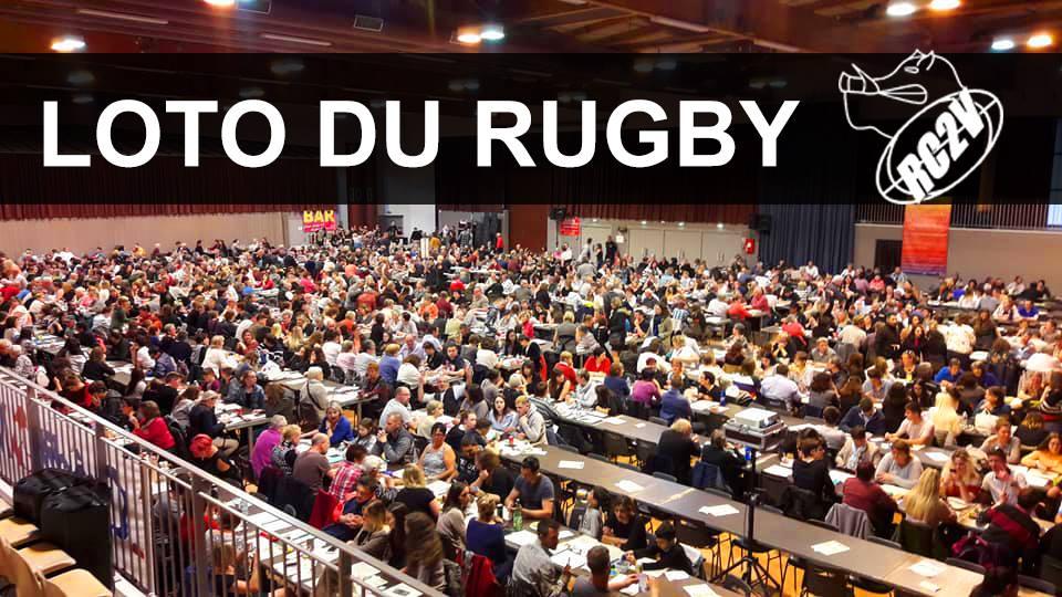 Loto du Rugby RC2V