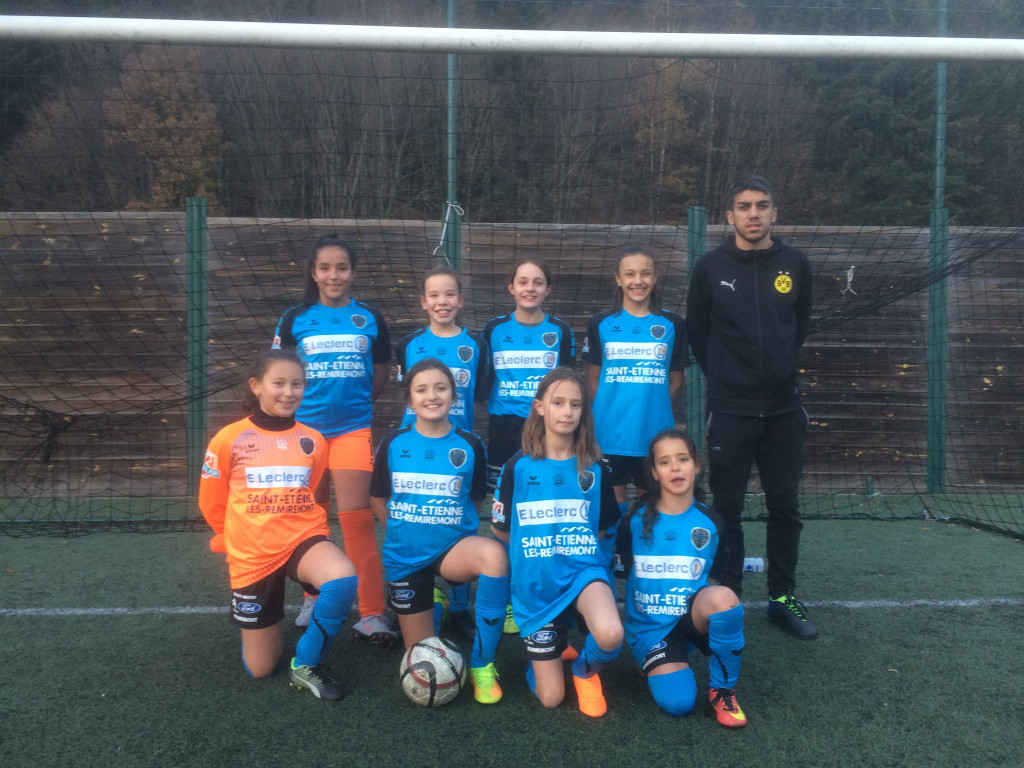 U13F Tournoi Pitch du 24 novembre