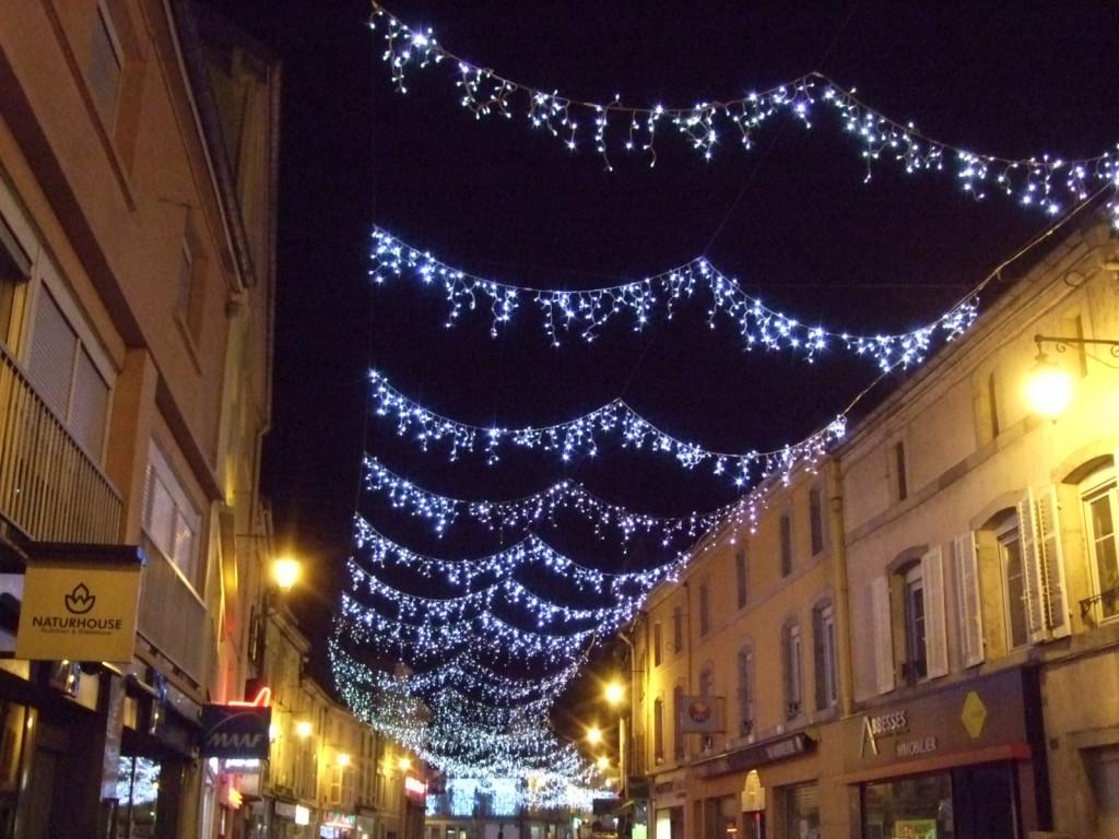 8ème marche des illuminations samedi 15 décembre.