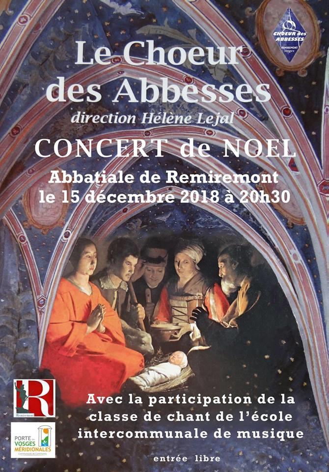 Choeur des Abbesses concert de Noël