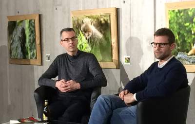 Xavier Battistella et Nicolas Mathieu