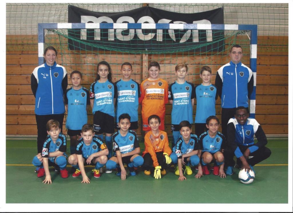 Futsal U11 et U13 à Ste Marguerite le 6 janvier