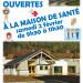 PORTES OUVERTES MAISON DE SANTE