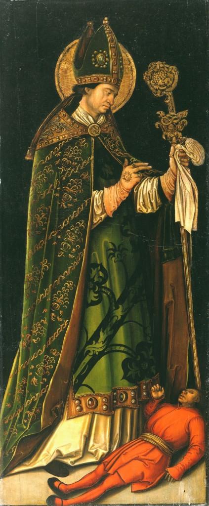 «Der heilige Valentin», de Leonhard Beck
