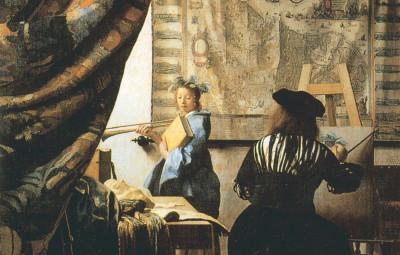 Vermeer-latelier1