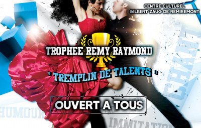 trophée Remy Raymond