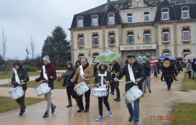 Photo de la page Facebook de la Fanfare de St-Etienne