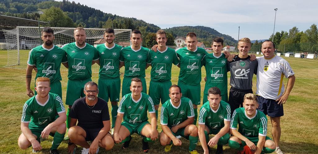 L'équipe 1