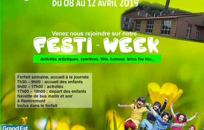 fly accueil loisirs avril 2019