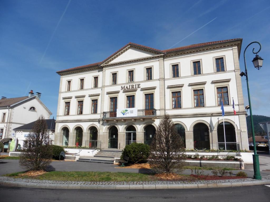 mairie vagney