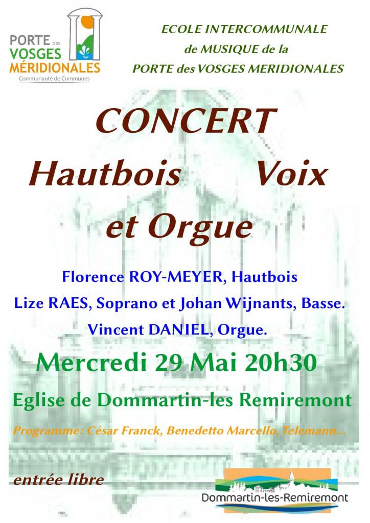 Affiche concert Voix, Hautbois et Orgue 2019 dommartin-page-001