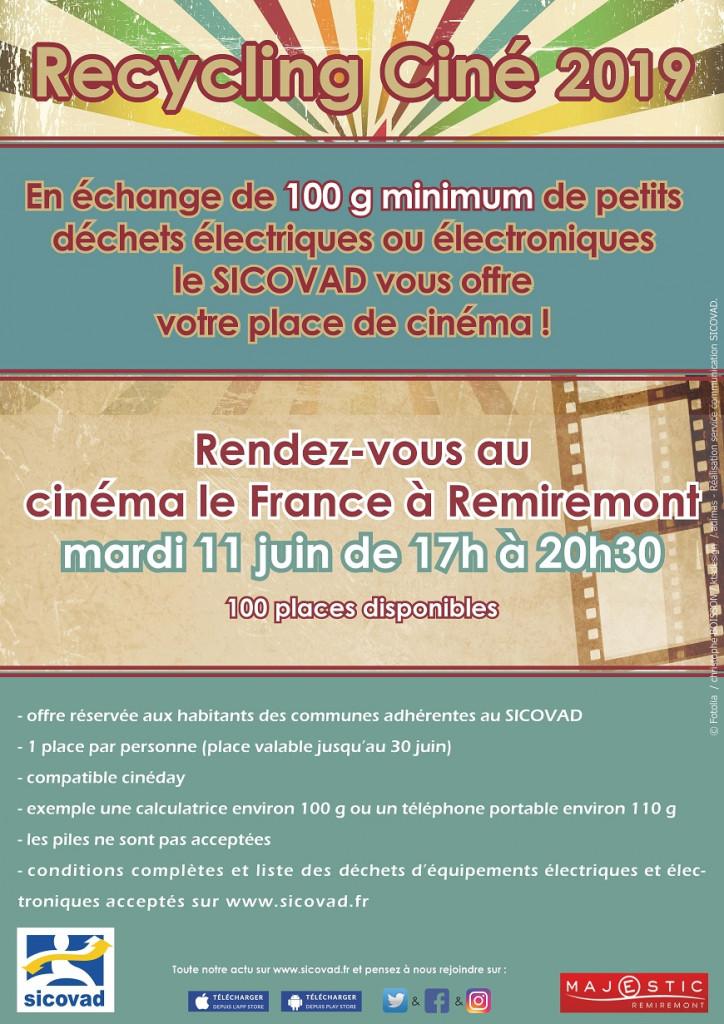 Recycling Ciné