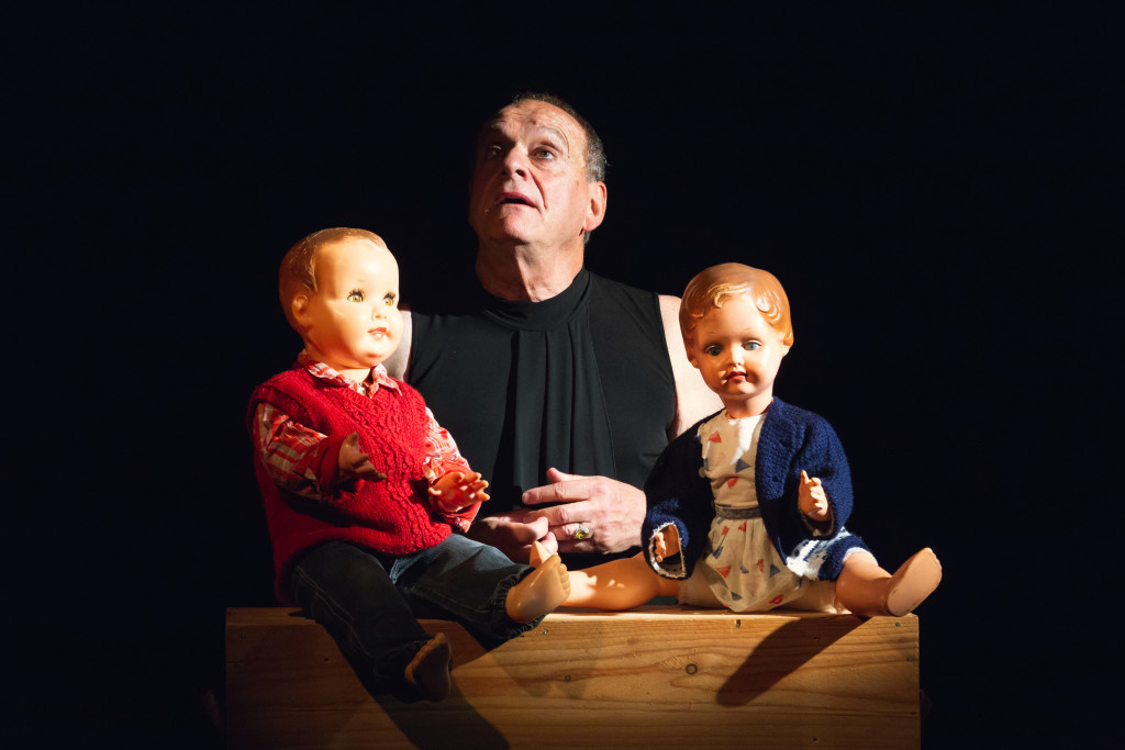 Pièce de Vanessa Van Durme, avec Claude Lecarme Mise en scène de Jean-Marc Wagner