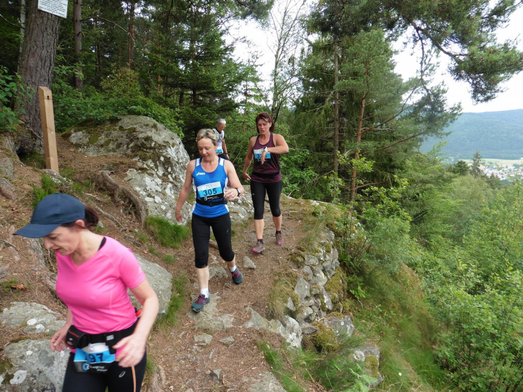 Photo de la page Facebook du Trail (édition 2018)
