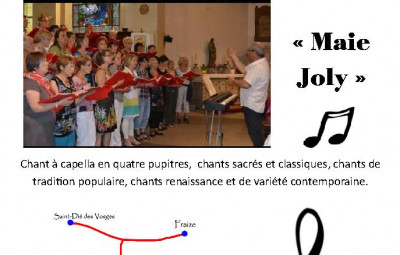 Chorale-Samedi 29 juin