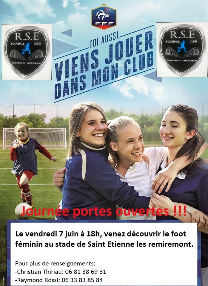 RSE FC Feminines