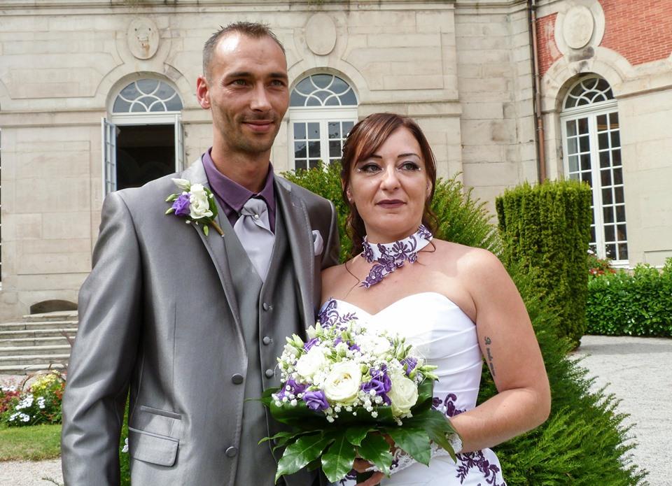 mariage THOMAS MOREAU
