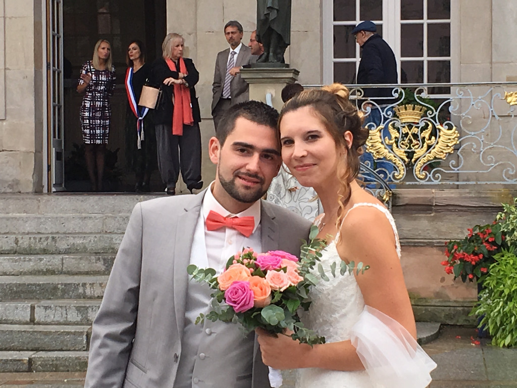 mariage Clélia et Vincent