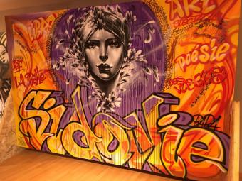 street art sidonie