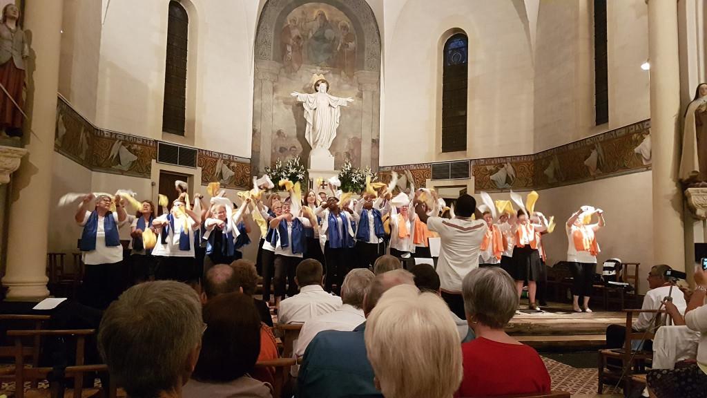 Photo de la page Facebook : Secours Catholique Vosges