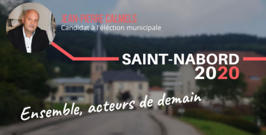 Page Facebook du candidat