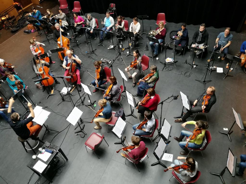 """Photo de la page Facebook """"Orchestre Symphonique de Saint-Dié des Vosges"""""""