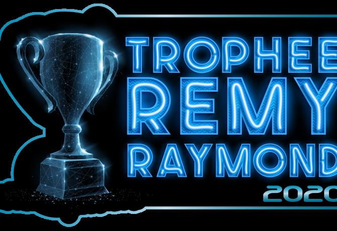 trophée rémy raymond 2020 logo
