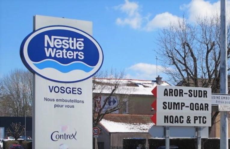 Nestlé-Waters-Vosges