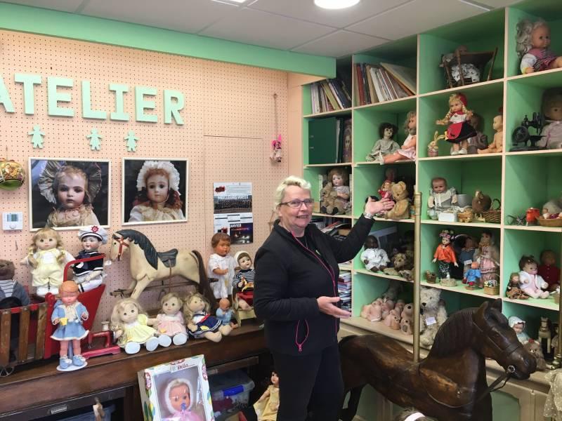 atelier des poupées 2