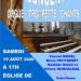 concert Plombières