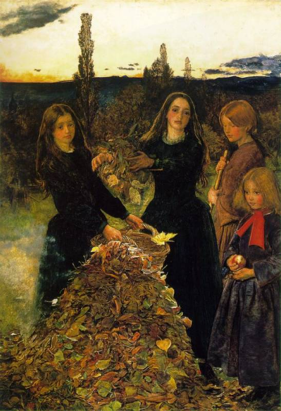 Millais_leaves