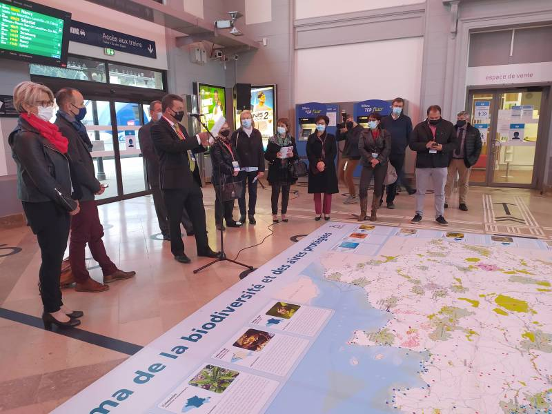 FIG-Inauguration_Carte_Géante_IGN_Gare_SNCF-4