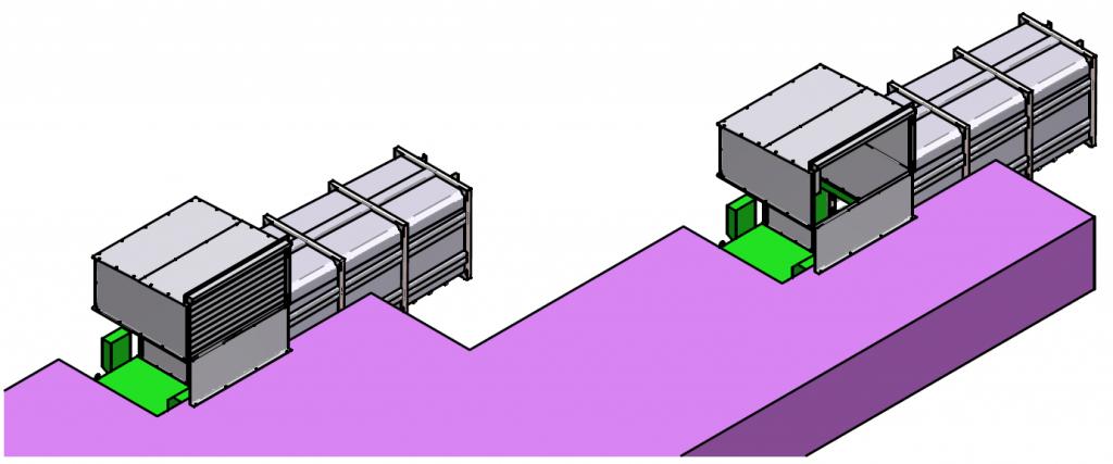 Modélisation compacteurs