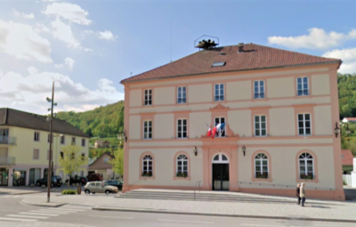 mairie de saulxures
