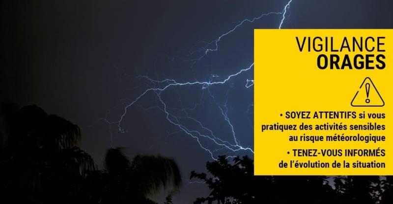 Vigilance_Jaune_Vosges